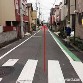 葛飾税務署へのアクセス・京成立石駅からの行き方