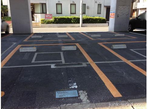 立石6丁目駐車場 時間貸し駐車場