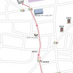 葛飾区役所最寄り駅京成立石駅からの行き方地図